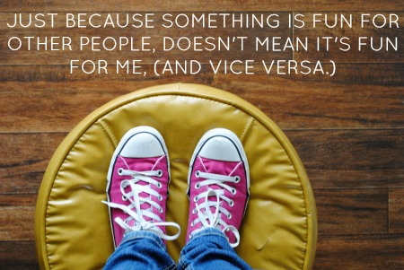 Happiness Quote Pink Chucks 450