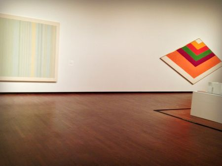 Modern art at joslyn art musum omaha
