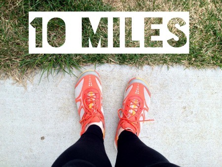 10 miles- grace and light 450