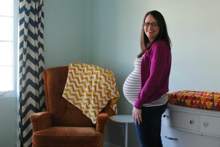Baby p 34 weeks