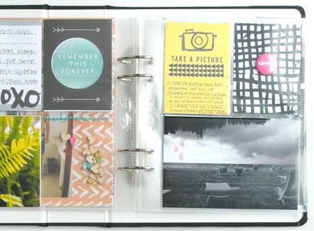 Clique kits honeymoon mini album plus one amy tangerine