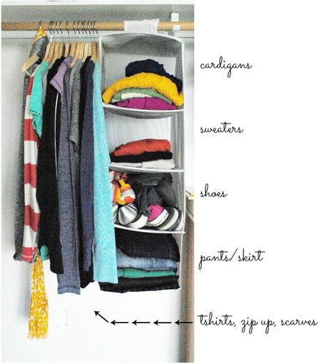 Capsule wardrobe project 333 fall  winter - grace and light